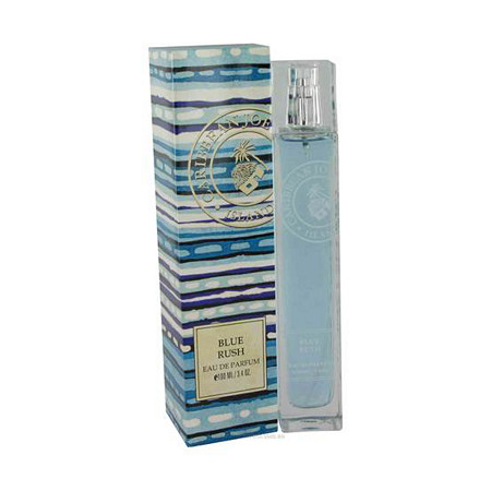Blue Rush (Caribbean Joe) by Caribbean Joe for Women Eau De Parfum Spray 3.4 oz at PalmBeach Jewelry