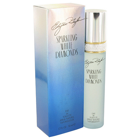 Sparkling White Diamonds by Elizabeth Taylor for Women Eau De Toilette Spray 1.7 oz at PalmBeach Jewelry