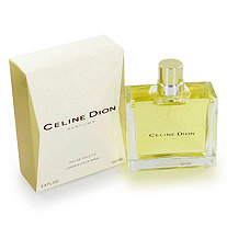 Celine Dion by Celine Dion for Women Eau De Toilette Spray 1.7 oz