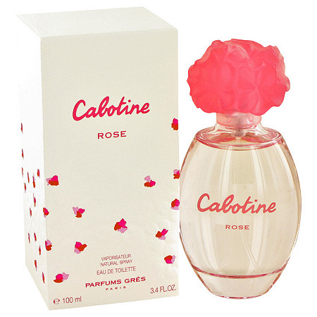 Cabotine Rose by Parfums Gres for Women Eau De Toilette Spray 3.4 oz at PalmBeach Jewelry