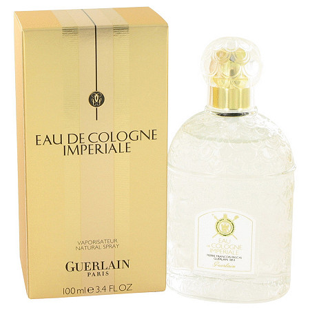 IMPERIALE by Guerlain for Men Eau De Cologne Spray 3.4 oz at PalmBeach Jewelry