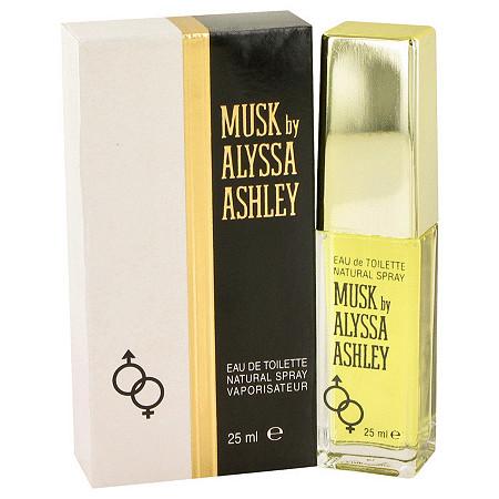 Alyssa Ashley Musk by Houbigant for Women Eau De Toilette Spray .85 oz at PalmBeach Jewelry