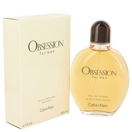 OBSESSION by Calvin Klein for Men Eau De Toilette Spray 6.7 oz at PalmBeach Jewelry