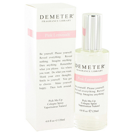Demeter by Demeter for Women Pink Lemonade Cologne Spray 4 oz at PalmBeach Jewelry