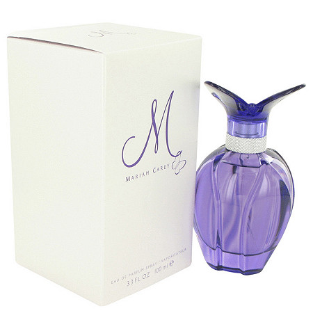 M (Mariah Carey) by Mariah Carey for Women Eau De Parfum Spray 3.4 oz at PalmBeach Jewelry