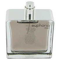 Euphoria by Calvin Klein for Men Eau De Toilette Spray (Tester) 3.4 oz