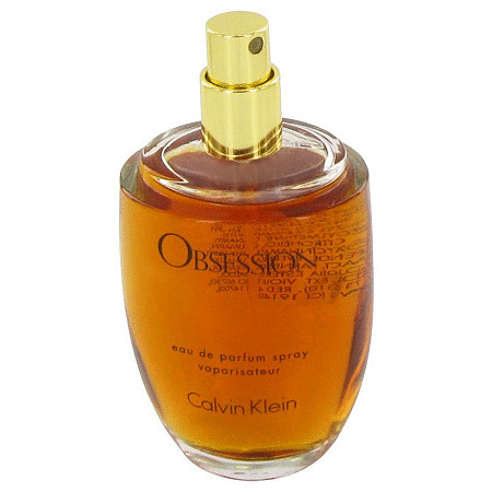 OBSESSION by Calvin Klein for Women Eau De Parfum Spray (Tester) 3.4 oz at PalmBeach Jewelry