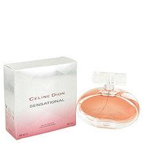 Sensational by Celine Dion for Women Eau De Toilette Spray 3.4 oz