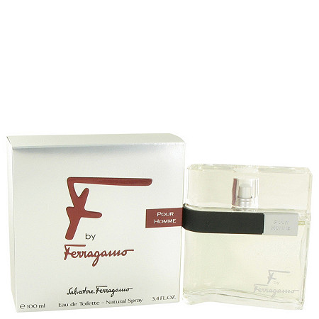 F by Salvatore Ferragamo for Men Eau De Toilette Spray 3.4 oz at PalmBeach Jewelry