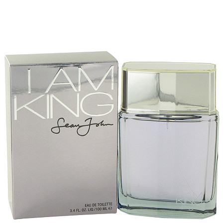 I Am King by Sean John for Men Eau De Toilette Spray 3.4 oz at PalmBeach Jewelry