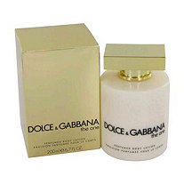 The One by Dolce & Gabbana for Women Body Lotion 6.7 oz
