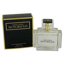 Notorious by Ralph Lauren for Women Eau De Parfum Spray 2.5 oz