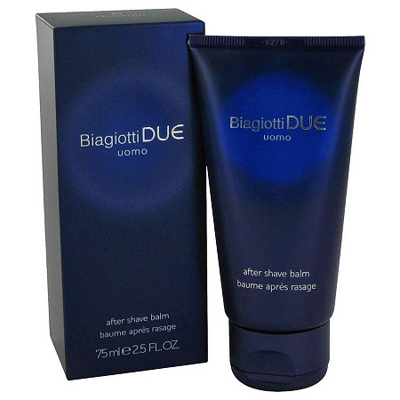 Due by Laura Biagiotti for Men After Shave Balm 2.5 oz at PalmBeach Jewelry