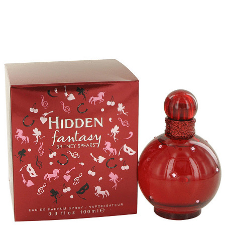 Hidden Fantasy by Britney Spears for Women Eau De Parfum Spray 3.4 oz at PalmBeach Jewelry