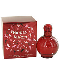 Hidden Fantasy by Britney Spears for Women Eau De Parfum Spray 3.4 oz