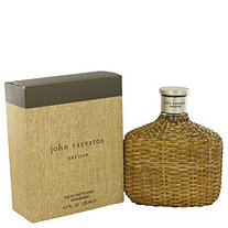 John Varvatos Artisan by John Varvatos for Men Eau De Toilette Spray 4.2 oz