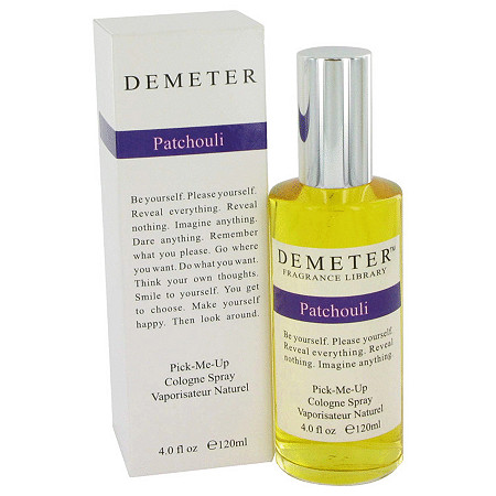 Demeter by Demeter for Women Patchouli Cologne Spray 4 oz at PalmBeach Jewelry
