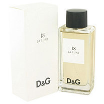 La Lune 18 by Dolce & Gabbana for Women Eau De Toilette Spray 3.3 oz