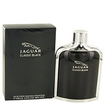 Jaguar Classic Black by Jaguar for Men Eau De Toilette Spray 3.4 oz