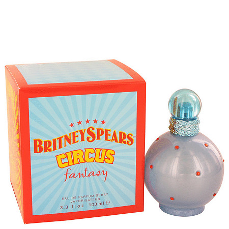 Circus Fantasy by Britney Spears for Women Eau De Parfum Spray 3.3 oz at PalmBeach Jewelry