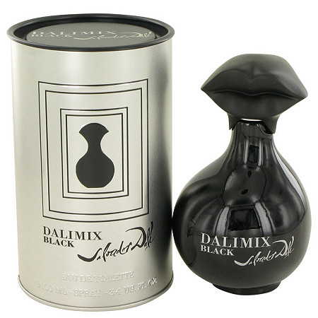 Dalimix Black by Salvador Dali for Women Eau De Toilette Spray 3.4 oz at PalmBeach Jewelry