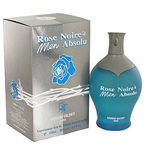 Rose Noire Absolu by Giorgio Valenti for Men Eau De Toilette Spray 3.4 oz