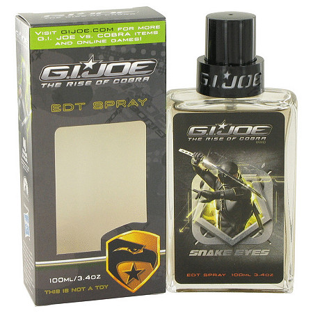GI Joe by Marmol & Son for Men Eau De Toilette Spray 3.4 oz at PalmBeach Jewelry