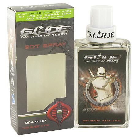 GI Joe Cobra by Marmol & Son for Men Eau De Toilette Spray 3.4 oz at PalmBeach Jewelry