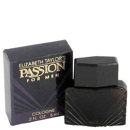 PASSION by Elizabeth Taylor for Men Mini EDT .2 oz at PalmBeach Jewelry