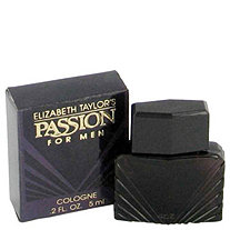 PASSION by Elizabeth Taylor for Men Mini EDT .2 oz