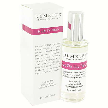 Sex on the beach by Demeter for Women Cologne Spray 4 oz at PalmBeach Jewelry