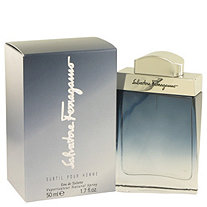 Subtil by Salvatore Ferragamo for Men Eau De Toilette Spray 1.7 oz