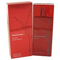 Armand Basi in Red by Armand Basi for Women Eau De Parfum Spray 3.4 oz