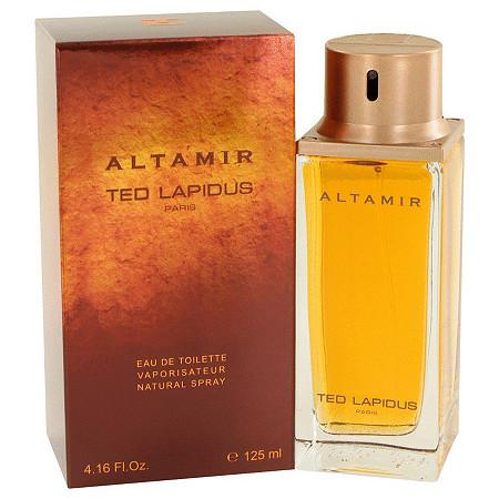 Altamir by Ted Lapidus for Men Eau De Toilette Spray 4.2 oz at PalmBeach Jewelry