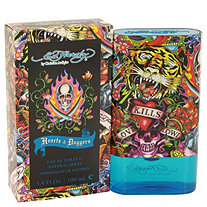 Ed hardy Hearts & Daggers for Him by Christian Audigier 3.4 oz. EDT Spray