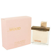 She Wood by Dsquared2 for Women Eau De Parfum Spray 3.4 oz