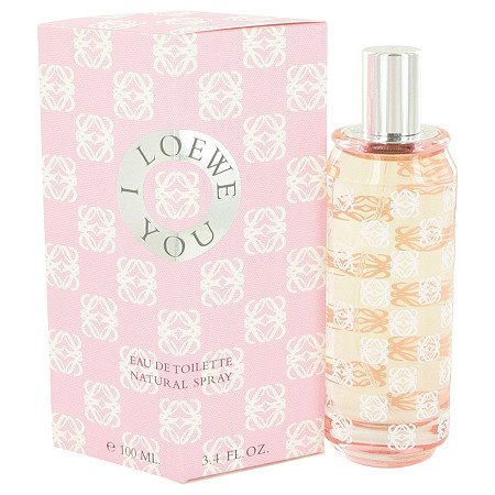 I Loewe You by Loewe for Women Eau De Toilette Spray 3.4 oz at PalmBeach Jewelry