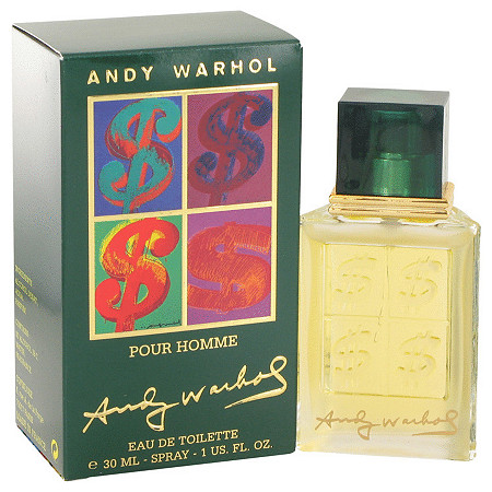 Andy Warhol by Andy Warhol for Men Eau De Toilette Spray 1 oz at PalmBeach Jewelry