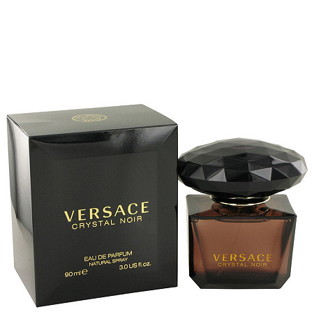 Crystal Noir by Versace for Women Eau De Parfum Spray 3 oz at PalmBeach Jewelry