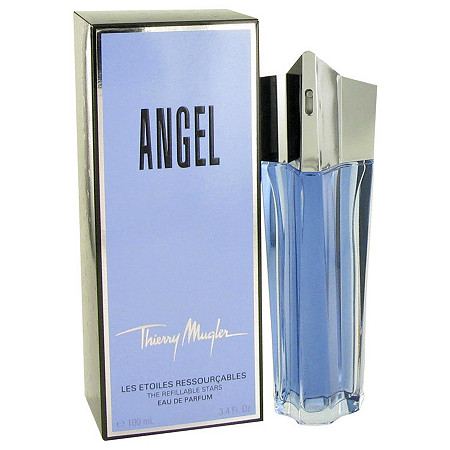 ANGEL by Thierry Mugler for Women Eau De Parfum Spray Refillable 3.3 oz at PalmBeach Jewelry