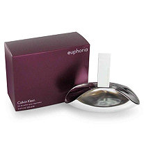 Euphoria by Calvin Klein for Women Eau De Toilette Spray 3.4 oz