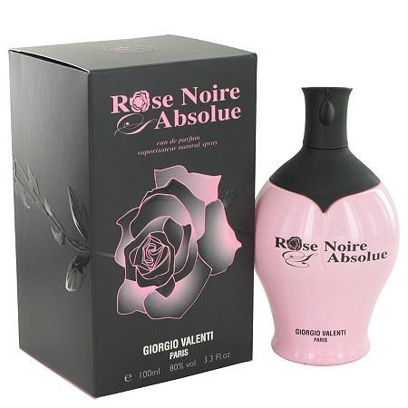 Rose Noire Absolue by Giorgio Valenti for Women Eau De Parfum Spray 3.4 oz at PalmBeach Jewelry