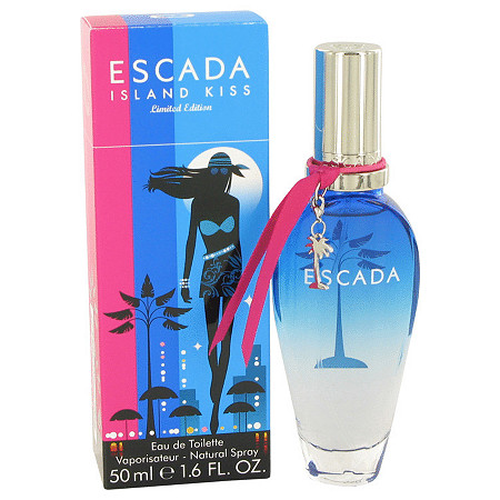 Island Kiss by Escada for Women Eau De Toilette Spray 1.7 oz at PalmBeach Jewelry