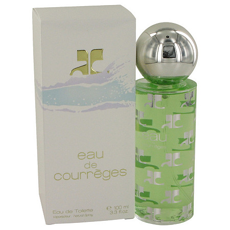 EAU DE COURREGES by Courreges for Women Eau De Toilette Spray 3.4 oz at PalmBeach Jewelry