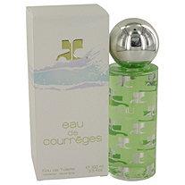 EAU DE COURREGES by Courreges for Women Eau De Toilette Spray 3.4 oz