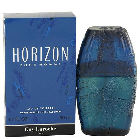 HORIZON by Guy Laroche for Men Eau De Toilette Spray 1.7 oz at PalmBeach Jewelry