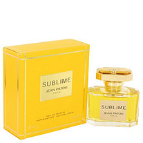 SUBLIME by Jean Patou for Women Eau De Toilette Spray 1.7 oz