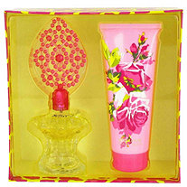 Betsey Johnson by Betsey Johnson for Women Gift Set -- 3.4 oz Eau De Parfum Spray + 6.7 oz Body Lotion