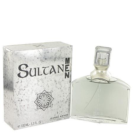 Sultan by Jeanne Arthes for Men Eau De Toilette Spray 3.3 oz at PalmBeach Jewelry