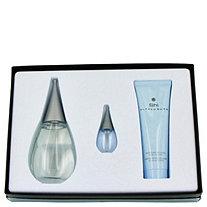 SHI by Alfred Sung for Women Gift Set -- 3.4 oz Eau De Parfum Spray + 2.6 oz Body Lotion + .24 oz Mini EDP